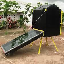 خشک کن خورشیدی