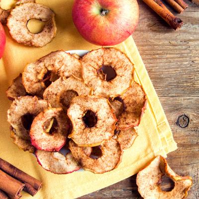 چیپس سیب